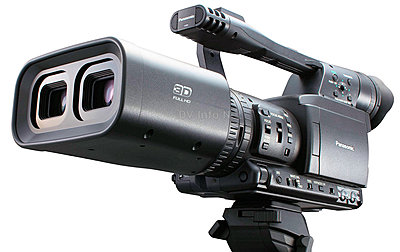 Panasonic Unveils World's First Integrated Full HD 3D Camcorder at CES 2010-fullhd3dcam.jpg