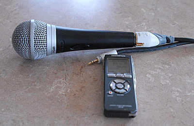 Shure PG48 mic and Olympus DS30 Dont work together-WHY-wri_1014.jpg