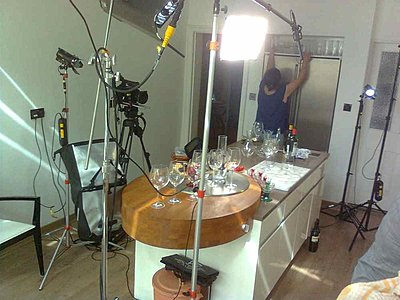 levels looked OK but recording sounded distorted-kitchen-location.jpg