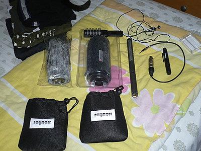 Bare mic vs. Foam + Deadcat vs. Rycote Softie-p1000960.jpg