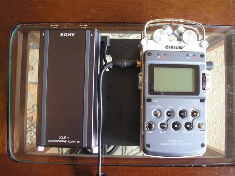 how to download sony pcm d50 audio