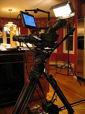Brevis35 test, same scene different lenses, HVX-dolly1.jpg