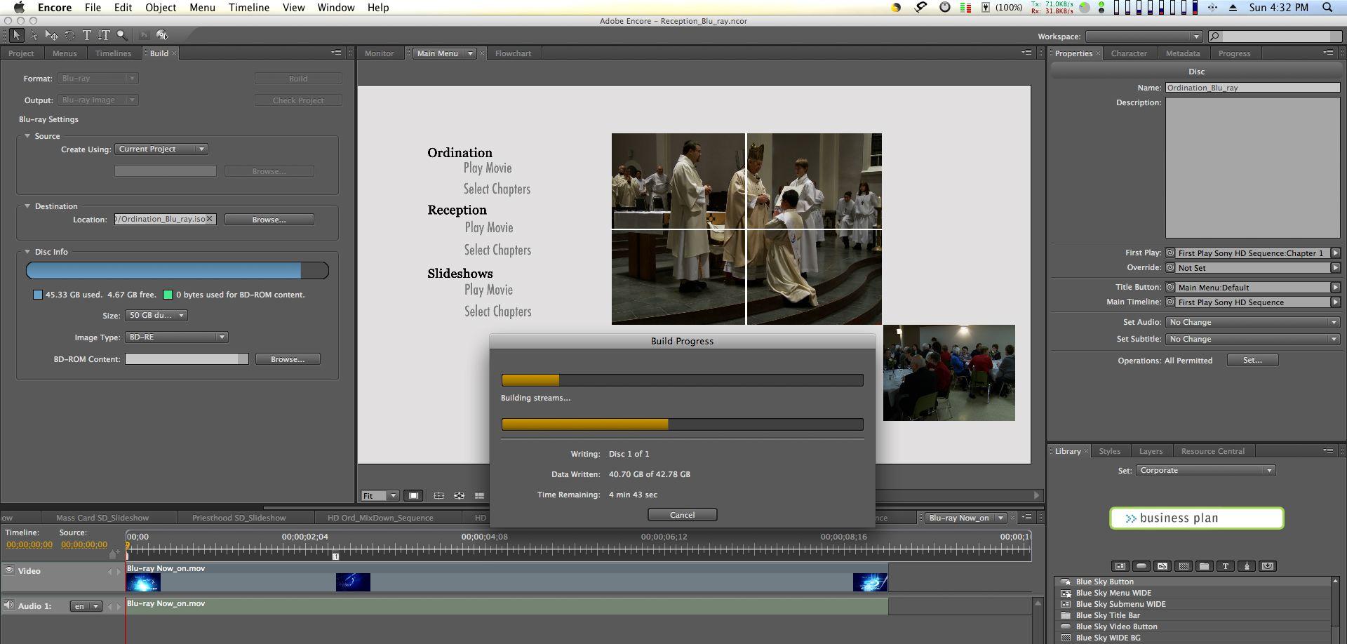 EX3 - New Edit Suite? Blu-Ray? at DVinfo net
