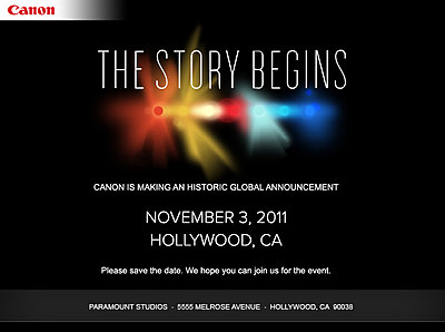 Something new from Canon on Nov. 3rd...-thestorybegins_v_rev.jpg
