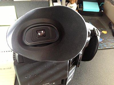Canon C100  Zacuto Eyecup for Viewfinder-c100-zfinder-eyecup-back.jpg