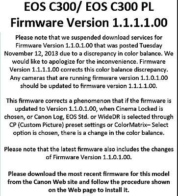 Canon C300 Firmware Version 1.1.1.1.00 Available Nov 27 8PM EST Texas Media Systems-canon-c300-firmware.jpg