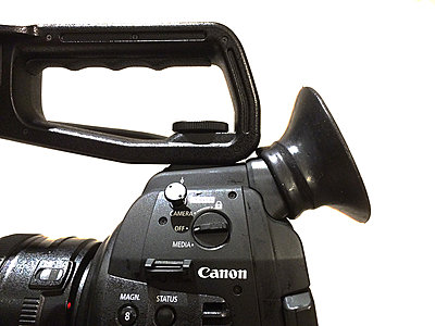 Canon C100  Zacuto Eyecup for Viewfinder-c-cup-c100-side.jpg