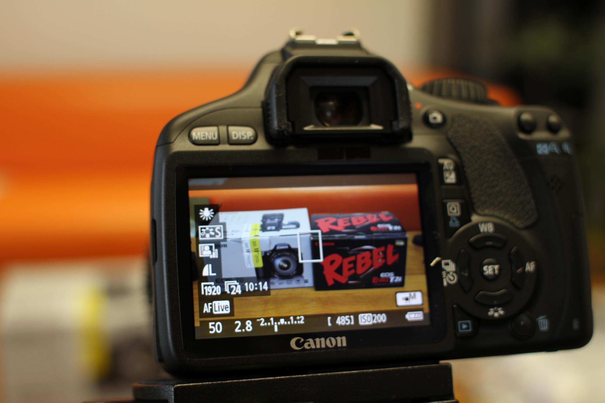 t2i manual video professional user manual ebooks u2022 rh gogradresumes com Canon T2i Accessories Canon 5D Mark II