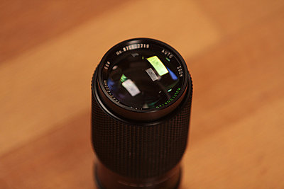 Old Lenses Found-Which adapter?-sears-80-200-front.jpg