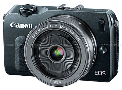 Canon USA Announces EOS M Mirrorless APS-C Camera-eosm-obli.jpg