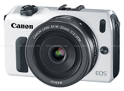 Canon USA Announces EOS M Mirrorless APS-C Camera-eosm-obli-white.jpg