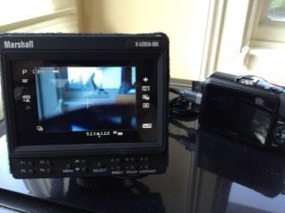 EOS M HDMI out at DVinfo net