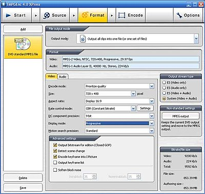 Is 869MB about right for 12 minutes?-07-tmpgencxpress-dvd-template.jpg