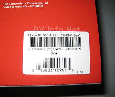 Canon VIXIA HF S10 / HF S100 box check images-hfs10c.jpg
