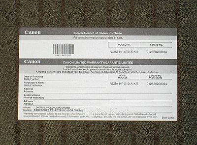 Canon VIXIA HF S10 / HF S100 box check images-hfs10f2.jpg