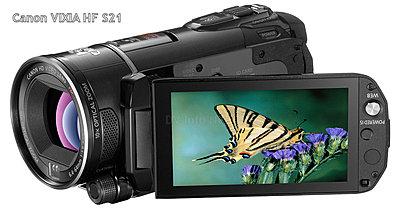 Canon USA Introduces New VIXIA Lineup-cvixhfs21a.jpg