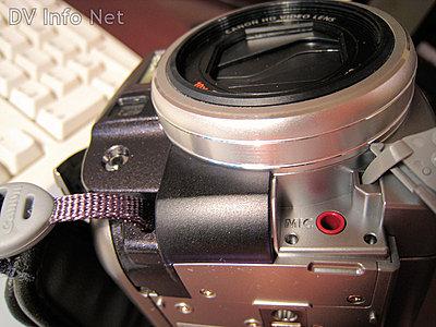 HG10 pics -- various camcorder details-hg10micinput.jpg