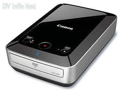 Canon's New VIXIA line of consumer HD camcorders-dw100oblique.jpg