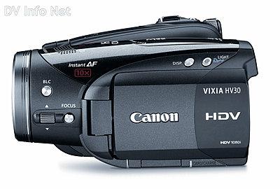 VIXIA HV30 announced -- pics-hv30side.jpg