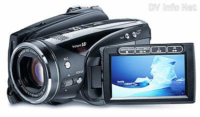 VIXIA HV30 announced -- pics-hv30obliqueopen.jpg