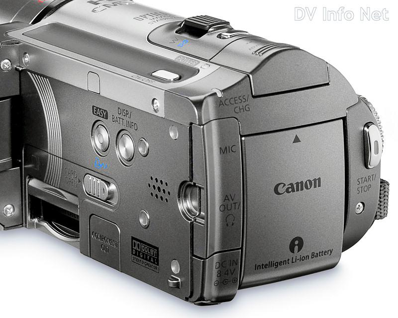 canon vixia hf10 and hf100 flash memory hd cams at dvinfo net rh dvinfo net canon vixia hf100 user manual VIXIA HF M31