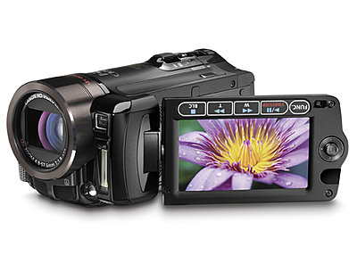 Press Release: Canon Introduces Three New VIXIA HD Camcorders-hf11a.jpg
