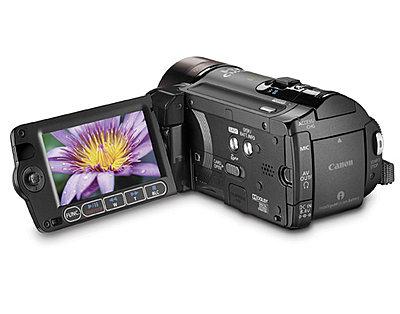 Press Release: Canon Introduces Three New VIXIA HD Camcorders-hf11b.jpg