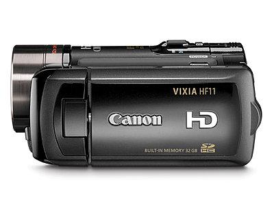 Press Release: Canon Introduces Three New VIXIA HD Camcorders-hf11c.jpg