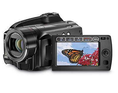 Press Release: Canon Introduces Three New VIXIA HD Camcorders-hg20a.jpg