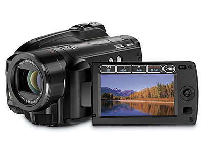 Press Release: Canon Introduces Three New VIXIA HD Camcorders-hg21a.jpg