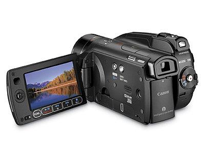 Press Release: Canon Introduces Three New VIXIA HD Camcorders-hg21b.jpg