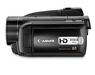 Press Release: Canon Introduces Three New VIXIA HD Camcorders-hg21c.jpg