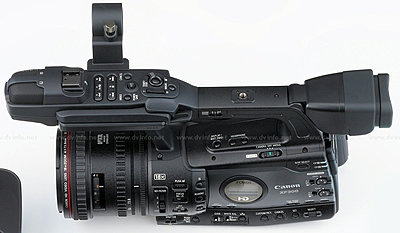 Press Release: Canon's New XF305 and XF300 Professional HD Camcorder-xf300-topob1200.jpg