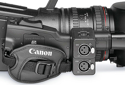 Press Release: Canon's New XF305 and XF300 Professional HD Camcorder-xfrightlensdetail1200.jpg