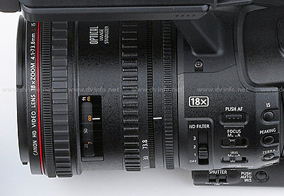Press Release: Canon's New XF305 and XF300 Professional HD Camcorder-xftoplens840.jpg