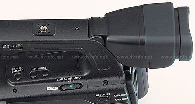Press Release: Canon's New XF305 and XF300 Professional HD Camcorder-xftophandle840.jpg