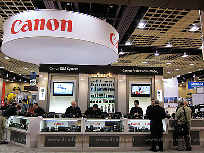 Press Release: Canon's New XF305 and XF300 Professional HD Camcorder-wppi2010cusa.jpg
