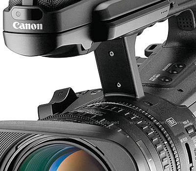 Press Release: Canon's New XF305 and XF300 Professional HD Camcorder-xf-front-detail.jpg