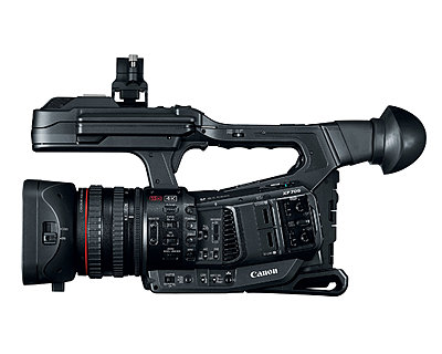 Canon XF705 Professional Camcorder to be announced-xf705-side-hires.jpg
