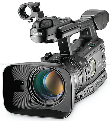 Press Release: Canon's New XF305 and XF300 Professional HD Camcorder-xfoblique1200.jpg