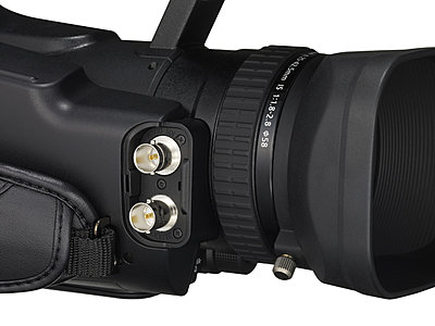 Canon introduces XF105 and XF100-20100831_lores_xf105_ports.jpg