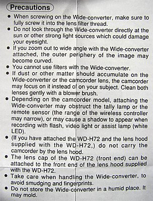 Wide Angle Adaptor for XH A1?-0182_wa_precautions.jpg
