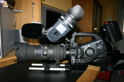 fu1000 xl h1 compatibility at dvinfo net rh dvinfo net Canon XL Ink Canon XL Ink