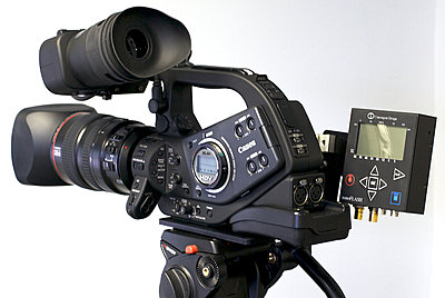 New Canon Stronger Tripod plate and NanoFlash + Wireless mic Wing system now shipping-canonplate1.jpg