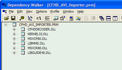 Anyone have trouble with the importer, or is my footage corrupt?-importdepends.png