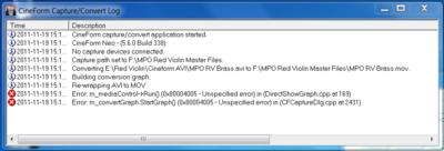 HDLink Error Converting Cineform AVI to MOV-cineform-error.png