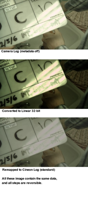 Data to Film with Cineform RAW and Prospect 2k-cameralog2linear2cineon.png