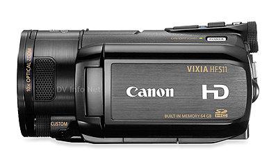 Canon USA announces VIXIA HF S11-hfs11d.jpg