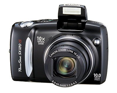 Canon USA announces HD-equipped PowerShot Cameras-sx120a.jpg