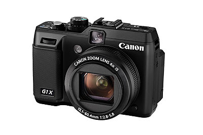 Canon introduces PowerShot G1 X, new VIXIA camcorders, Elph 520 HS and 110 HS-powershot-g1x_3qtr.jpg